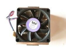 TAISOL 85x50x70mm Socket 478 Disipador Térmico Refrigerador Ventilador de la CPU conector TX3 + Soportes