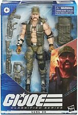 G.I. Joe Gung Ho Action Figure Classified Series 6 Inch Wave 2 In Stock