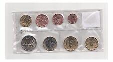 Eurosatz Lettland 8Werte 2014  Nr.1/46/14/69