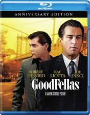 Goodfellas New Sealed Blu-ray Anniversary Edition