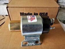 NEW PREMIUM STARTER SOLENOID for DELCO 30MT & 35 MT  MADE IN USA  1115501 12V