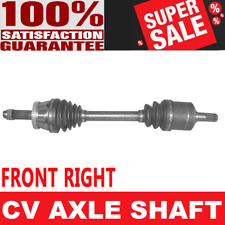 FRONT RIGHT CV Axle Drive For MITSUBISHI 3000GT FWD Automatic Transmission