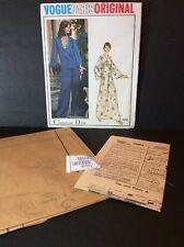 Vogue Paris Sewing Pattern Vtg 1064 Christian Dior Loungewear Pajamas Uncut FF