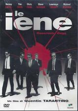 Dvd video **LE IENE ~ RESERVOIR DOGS** di Quentin Tarantino nuovo 1992