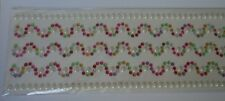 BEAUTIFUL SELF ADHESIVE MIXED TWIRL GEMS & PEARLS FOR CARDS AND CRAFTS