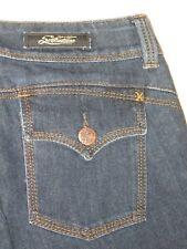 Serfontaine Wms Jeans Feline X-Fit Classic Rise Bootcut Flap Pockets Sz 29 NEW