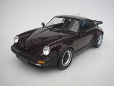 Porsche 911 Turbo 1977 Oscuro Lila 1/12 Minichamps Nuevo 125066116 Nuevo