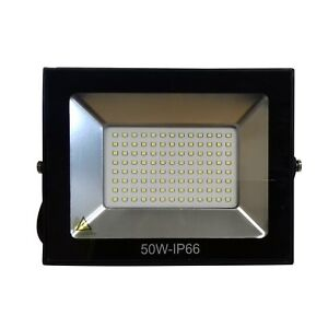 FLOOD LIGHT SMD LED IN WARM WHITE COOL WHITE IP65 WATERPROOF 10W 50W 100W NEW