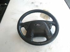 01-04 Ford Escape Wheel Airbag Air Bag Airbag Driver Drivers Left Side Black