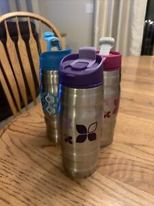 Lot Of 3 Bubba 16oz Hero Series Insulated Travel Tumblers