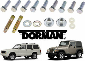Dorman 03408B Exhaust Manifold Hardware Kit For Jeep 4.0L New Free Shipping USA