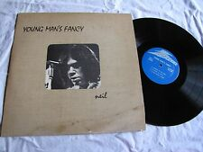 Neil Young Young Man's Fancy 2LP live 1971 private Zerocks very good rare