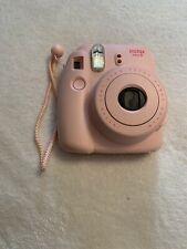 fuji instax mini 8 camera Pink