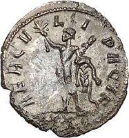 PROBUS 281AD Authentic Ancient Roman Coin Hero Hercules  i40726