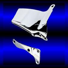 Small Block Chevy Chrome Alternator Brackets For 350 383 400 Sbc 1979 1976