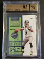 2012 Panini Contenders #225 Russell Wilson RC/AU/SSP White Jersey, GEM MINT