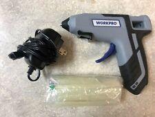 WorkPro 3.6 Cordless Lithium-Ion Glue Gun W125041A Open Box