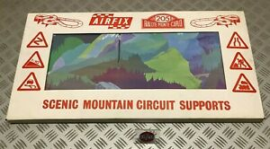'67 AIRFIX MOTOR RACING RALLY MONTY-CARLO SCENIC MOUNTAIN CIRCUIT SUPPORTS MR205