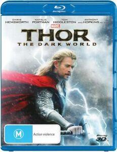 Thor: The Dark World 3D (Blu-ray 3D)
