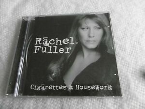 Rachel Fuller - Cigarettes and Housework CD Album (U.S Import) PROMO