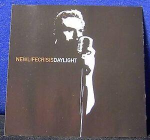 New Life Crisis Daylight maxi single cd Tony Moran ++