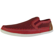 3c9aac1eb6f8 Red Loafer & Slip On Casual Shoes for Men for sale | eBay