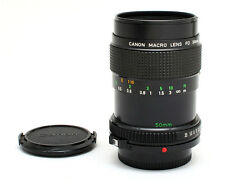Canon FD 50mm f3.5 Manual Focus Macro  Lens 25408