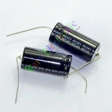 10pc 450V 47uf 105C New long leads Axial Electrolytic film Capacitor audio amps