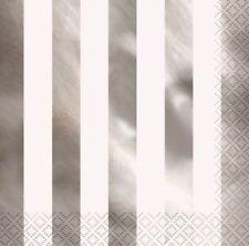 Striped Wedding Party Tableware & Serveware