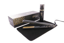 GHD V Gold Classic Hair Straightener Styler - With Free Mat- Free Heat Spray