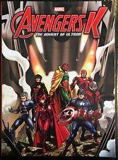 Avengers K Advent of Ultron Volume 2 Marvel Comics 9781302901028