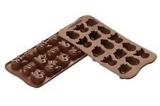 Stampo silicone winter Silikomart easychoc inverno cioccolatini SCG 23 - Rotex