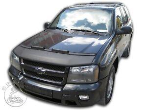 Car Hood Bra For Chevrolet Trail Blazer 2002 2003 2004 2005 2006 2007 2008 2009