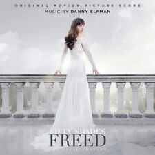 Danny Elfman - Fifty Shades Freed (Original Motion Picture Score) [New CD] Digip