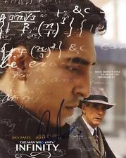 """Dev Patel """"The Man Who Knew Infinity"""" AUTOGRAPH Signed 8x10 Photo"""