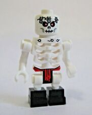 Lego FRAKJAW Ninjago Skeleton Minifigure 2257 2521 2263 30081