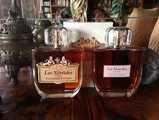 § Bargain! Lot Les Nereides Patchouli Antique EDT 100ml x 2! Old & New Edition