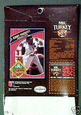 Puckett Twins Baseball Mr.Turkey (Full Box) Panel Card