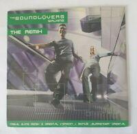 "The Soundlovers - Walking (The Remix) - 1999 - BR 3013R-12 - German Vinyl 12"""