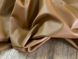 **CLEARANCE** BALMORAL LEATHER -  FULL HIDE. COLOR CLAY. 1 - 1.2MM