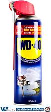 WD-40 SMART STRAW 1x 500ml MULTIFUNKTIONSÖL SPRAY ROSTLÖSER
