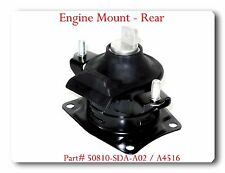 A4516 ENGINE MOUNT REAR For ACURA TSX 2004-2008 HONDA ACCORD 2003-2007 L4 2.4L
