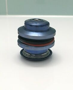 1990's WTB Momentum 1-1/8th headset, Anodized Blue, Mint Condition! RARE!!