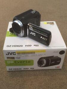 JVC Everio Camcorder GZ-HD620