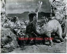 "The Lost World 1925 Willis O'Brien 8x10"" Photo From Original Negative L4897"