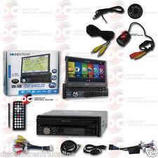 Soundstream Vrn-74Hb Car 1-Din Gps Bluetooth Motorized Stereo Free Rear Camera
