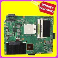 For Asus X52N A52N K52N Motherboard REV.2.1 Mainboard AMD  60-NZSMB1000-A05 Test