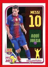 FC BARCELONA 2012-2013 Panini - Figurina-Sticker n. 162 - MESSI -New