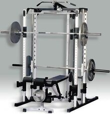 NEW Yukon Fitness CII-140 Caribou III Squat Lifting Machine System