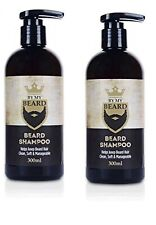 By My Beard 2 X Shampoo - 300ml - UK Seller